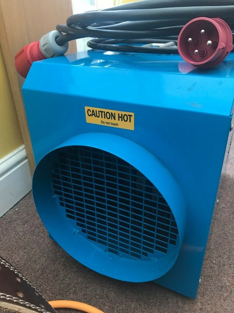 FF13T Industrial Ducted Electric Heater