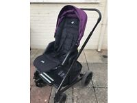 Joie Chrome Travel System and Car Seat
