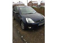 Automatic Ford Fiesta 73000 miles