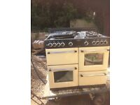 belling gas range cooker