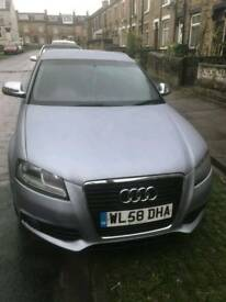 Audi A3 58 Plate MINT Quick Sale