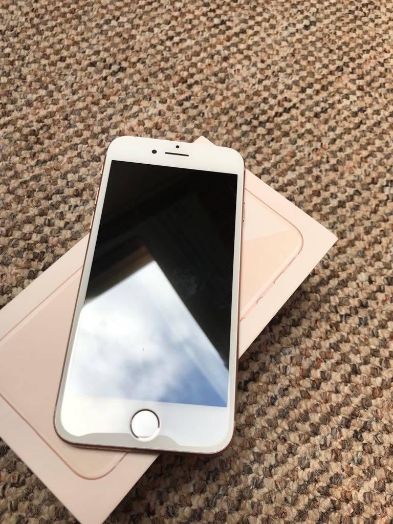 half off f100a 6e514 Apple iPhone 8 - 64GB Gold - Unlocked/SIM Free Smartphone   in Walton,  Merseyside   Gumtree