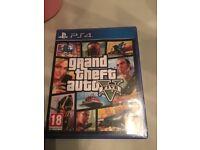 GTA V5, PS4 game