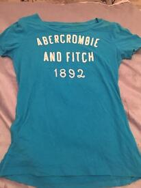 Abercrombie and Fitch medium top