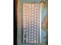 Apple Wireless Keyboard For Sale, Good Condition!