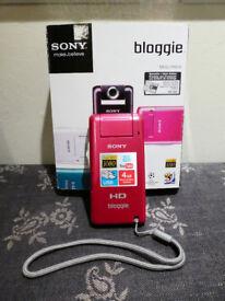 Sony Bloggie Camcorder