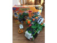 Switch & Go Dinosaur T-Rex by Vtech