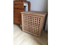 Bargain - IKEA HOL - BEDSIDE or LOUNGE storage table