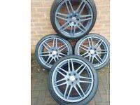 Audi wheels 19 inch