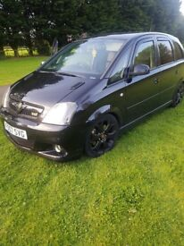 VERY FAST AND TIDY VAUXHALL MERIVA 1.6 VXR, SELL OR SWAP, WHY?????