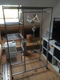 Wardrobe / Open Storage System