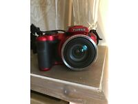 Fujifilm Finepix RED camera with 32GB Memory Card
