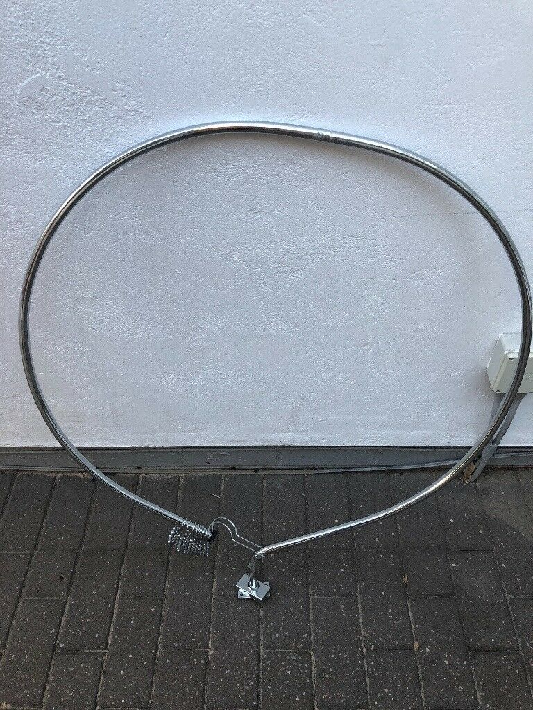 Round shower rail from argos. Easy to fix to wall | in Harborne ...