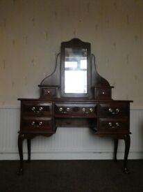 Victorian Style Dressing Table purchased from Victoriana in Southsea