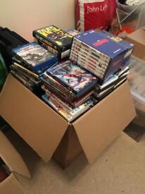 Assorted DVDs DVD's