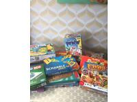 Bumper collection of children's board games