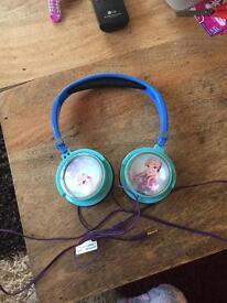 Children's headphones