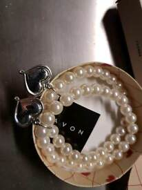Avon Mother and Daughter Bracelets