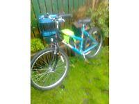 women /girl -bike for sale - nice bike - cheap price -in vgc - great offer !