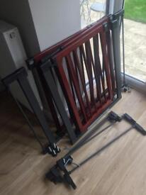 Munchkin Dark Wood Safety Gates - 3 available