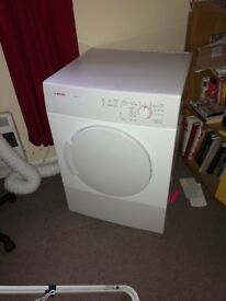 Tumble dryer for sale only used twice