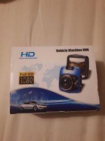 Full HD Dash Cam - Blue