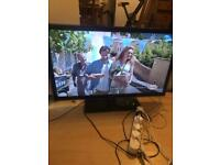 40 inch full HD 1080p smart Samsung tv built in Freeview HDMI and USB free delivery