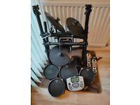 Tourtech TT-22M Great Condition, Chokable Cymbals