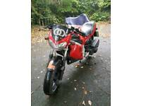 Gilera Dna 125cc TWIST AND GO