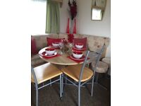 6 berth static caravan for sale on west sands, Bunn Leisure, Selsey