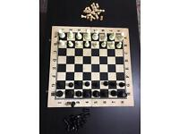 Chess 2 in one