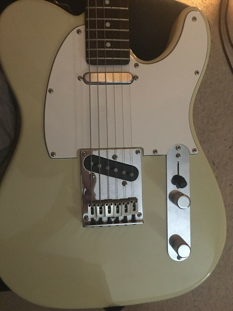 squier standard telecaster by fender in vintage blonde in coventry west midlands gumtree. Black Bedroom Furniture Sets. Home Design Ideas