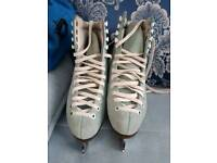 Wilson figure skating boots size 2
