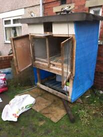 Pigeon kit box/hut for sale