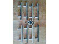 8 Drawer handles.