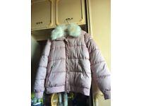 Three women's coats for sale