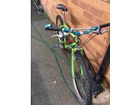 Orange C16r mountain bike