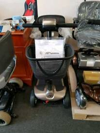 New Mobility scooter 12mth warranty