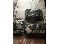 Barbour coat and trousers