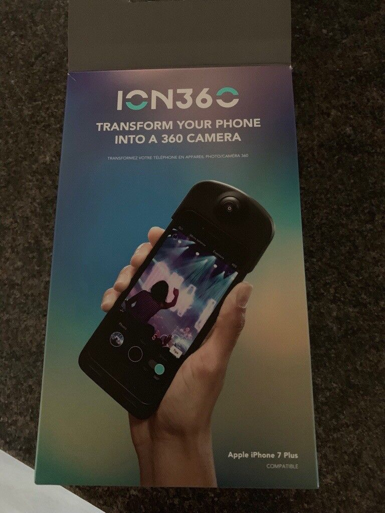 360 Vr Camera For Iphone 7 Plus In Aberdeen Gumtree