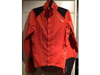 Endura MTR Emergency Shell Waterproof Cycling Jacket