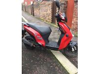 61 plate generic epico scooter 50cc