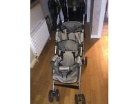 MARCO SKY L DOUBLE BUGGY