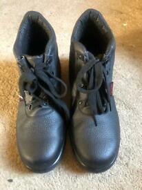 Tuffking Steel Toe Boots size 12