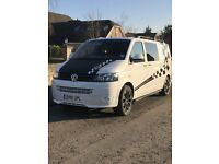 Winter Bargain VW T5 Transporter Camper Minibus Multi Purpose Vehicle