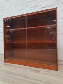Vintage Bookcase (DELIVERY AVAILABLE FOR THIS ITEM OF FURNITURE)