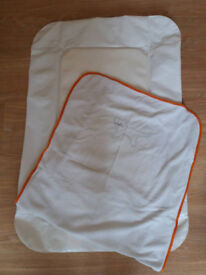 IKEA Changing Mat & Cover