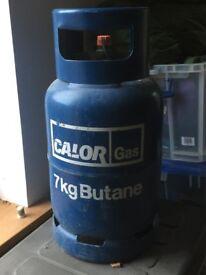 7 kg Butane Gas Bottle