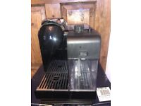 Used Nespresso Lattissima Touch - Pod Coffee machine
