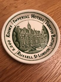 Imperial hotel dish